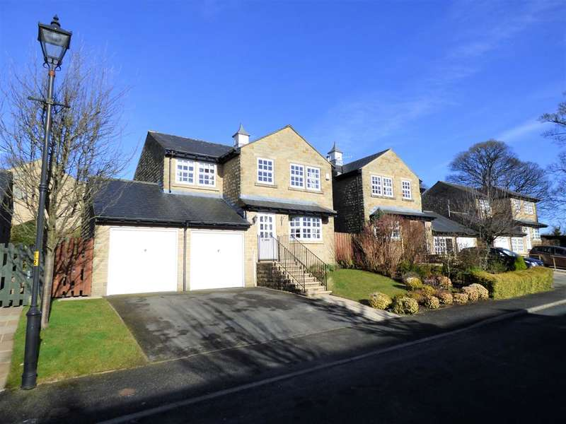 4 Bedrooms Detached House for sale in Gainsborough Court, Skipton
