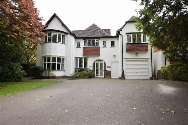 5 Bedrooms Detached House for sale in Sharmans Cross Road, Solihull, West Midlands