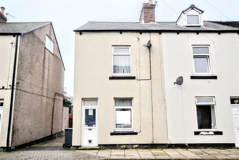 3 Bedrooms Terraced House for sale in Milgate Street, Royston, Barnsley, S71 4QG
