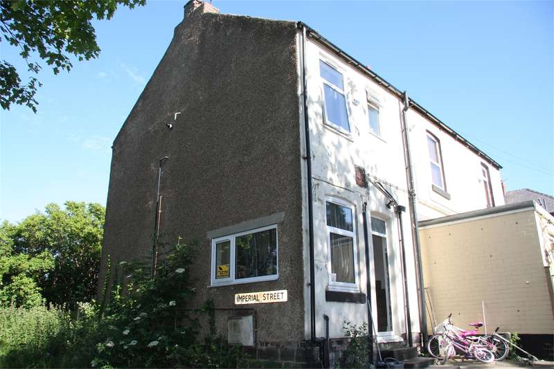 2 Bedrooms End Of Terrace House for sale in Imperial Street, BARNSLEY, South Yorkshire