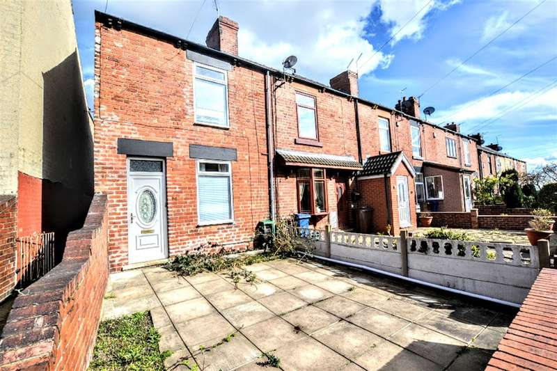 2 Bedrooms End Of Terrace House for sale in Snydale Road, Cudworth, Barnsley, S72 8LH