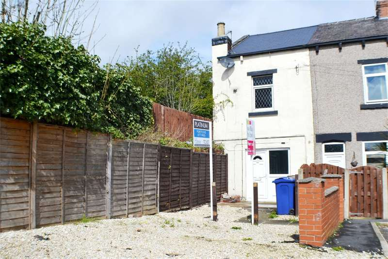 3 Bedrooms End Of Terrace House for sale in Foster Street, Stairfoot, BARNSLEY, South Yorkshire