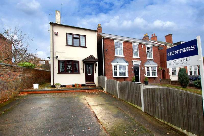 2 Bedrooms Detached House for sale in Ridge Street, Wollaston, DY8 4QF