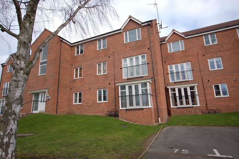 2 Bedrooms Apartment Flat for sale in Guardians Walk, Stourbridge, DY8 5TH