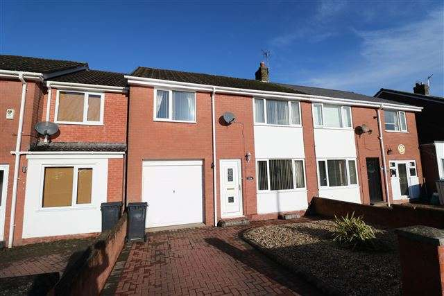 4 Bedrooms Semi Detached House for sale in Yewdale Road, Carlisle, Cumbria, CA2 7SD