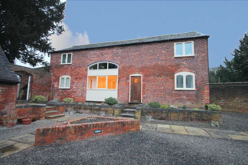 2 Bedrooms Ground Flat for sale in Grooms Cottage, Dosthill Hall, Off Blackwood Road, B77 1LJ