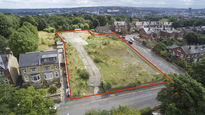 1 Bedroom Land Commercial for sale in Abbeyfield Road/Holtwood Road, Sheffield, South Yorkshire, S4 7BA