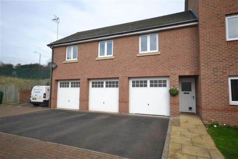 2 Bedrooms Flat for sale in Tuttle Hill, Nuneaton