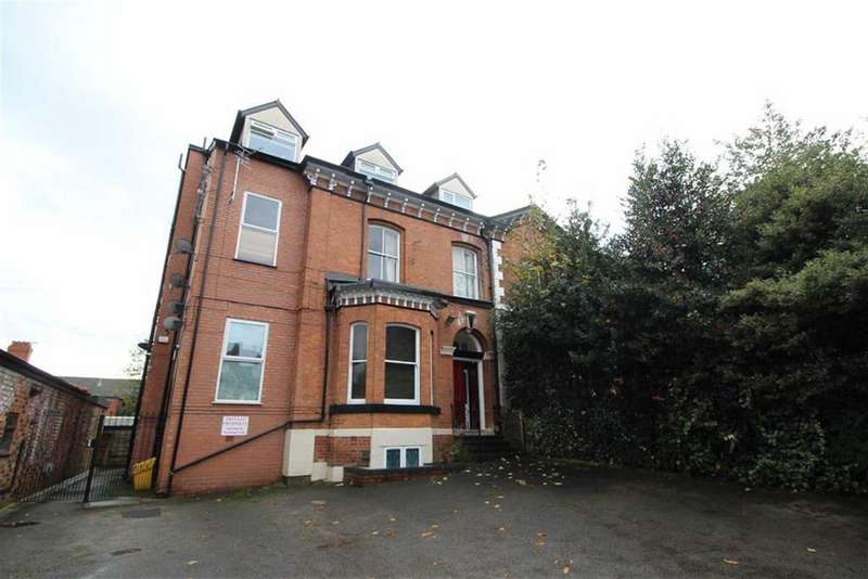 Studio Flat for sale in 219 Upper Chorlton Road, Whalley Range, Manchester