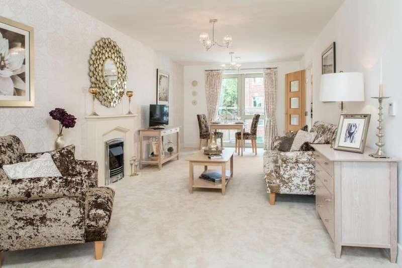 2 Bedrooms Retirement Property for sale in PRIESTLEY COURT, RAILWAY ROAD, ILKLEY, LS29 8JB
