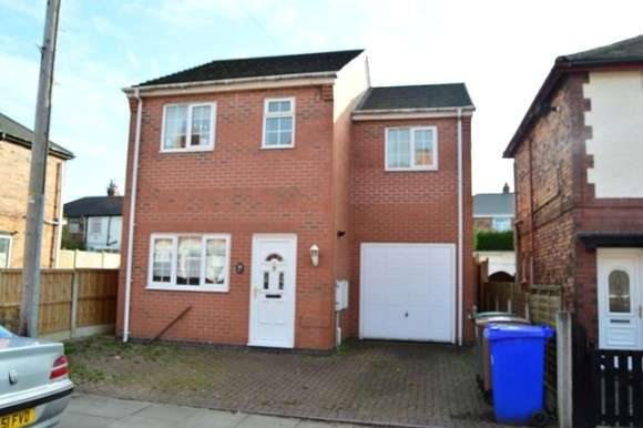 3 Bedrooms Detached House for rent in Stanley Road, Hartshill, Stoke-On-Trent