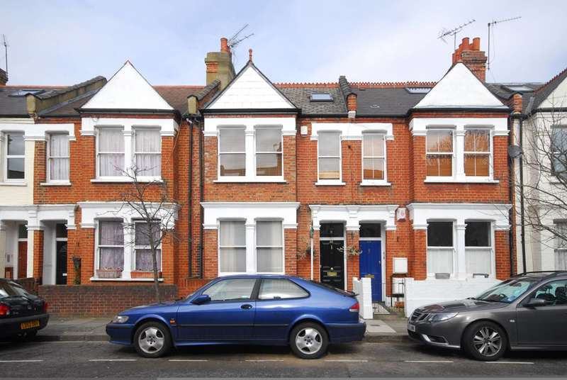 4 Bedrooms Terraced House for sale in Rowallan Road, Fulham, SW6
