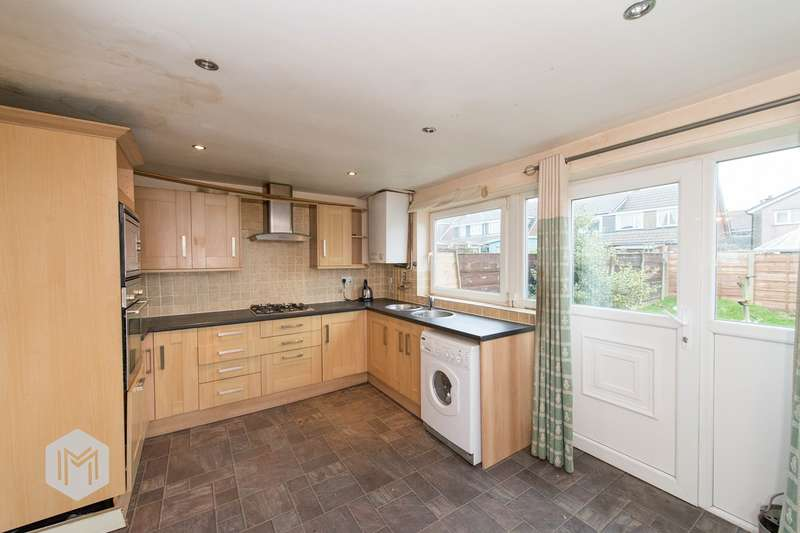 3 Bedrooms Semi Detached House for sale in Walshaw Walk, Tottington, Bury, BL8