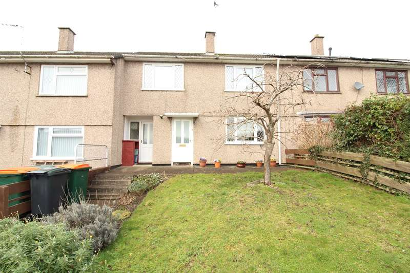 3 Bedrooms Terraced House for sale in Fisher Close, Newport, NP19