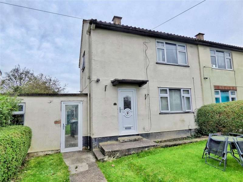 2 Bedrooms Semi Detached House for sale in White Cross, Bradley, Huddersfield, West Yorkshire, HD2