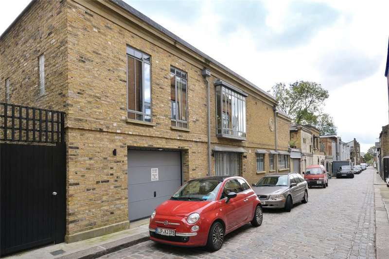 3 Bedrooms Mews House for sale in Camden Mews, Camden, London, NW1