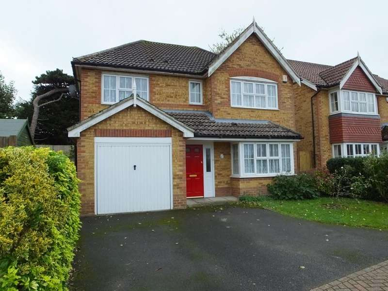 4 Bedrooms Detached House for rent in Folks Wood Way, Lympne, CT21
