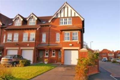 4 Bedrooms Town House for rent in Larton Farm Close, Newton, West Kirby