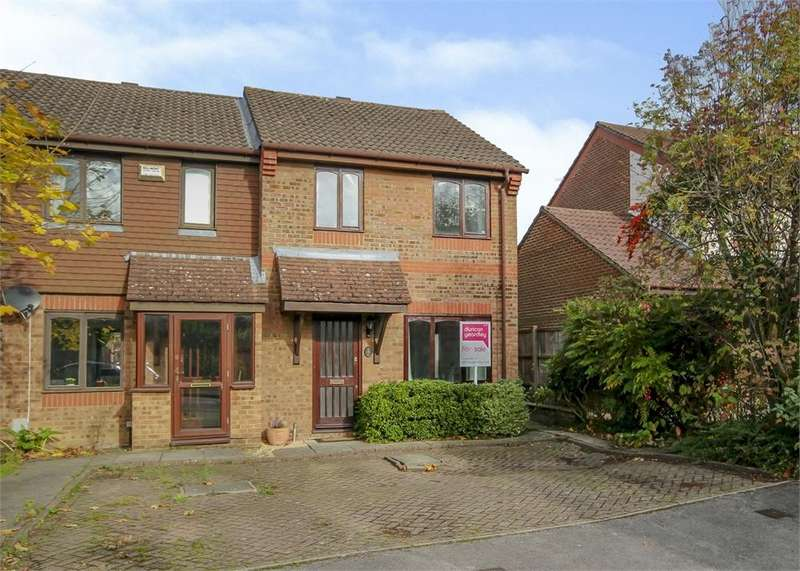 3 Bedrooms End Of Terrace House for sale in Holton Heath, The Warren, Bracknell, Berkshire