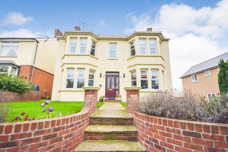 5 Bedrooms Detached House for sale in Rayne Road, Braintree, Essex CM7 2QG