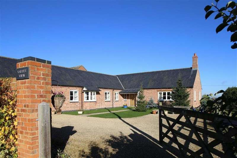 4 Bedrooms Detached Bungalow for sale in Main Street, Frolesworth, Leicestershire