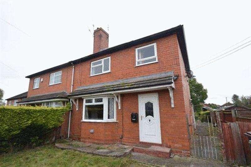 4 Bedrooms Semi Detached House for rent in Broomfield Road, Newport