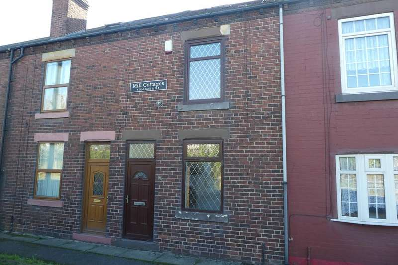 3 Bedrooms Terraced House for sale in Mill Cottages, Featherstone WF7