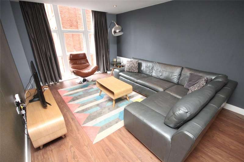 2 Bedrooms Flat for sale in Kennedy Building, Murray Street, Manchester, Greater Manchester, M4