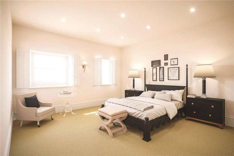 4 Bedrooms Flat for sale in St. Pauls Square, Jewellery Quarter, Birmingham, West Midlands, B3