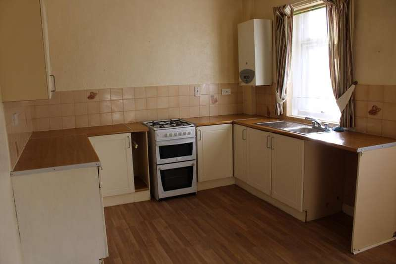 2 Bedrooms End Of Terrace House for sale in Royds Avenue, Quarmby, Huddersfield HD3