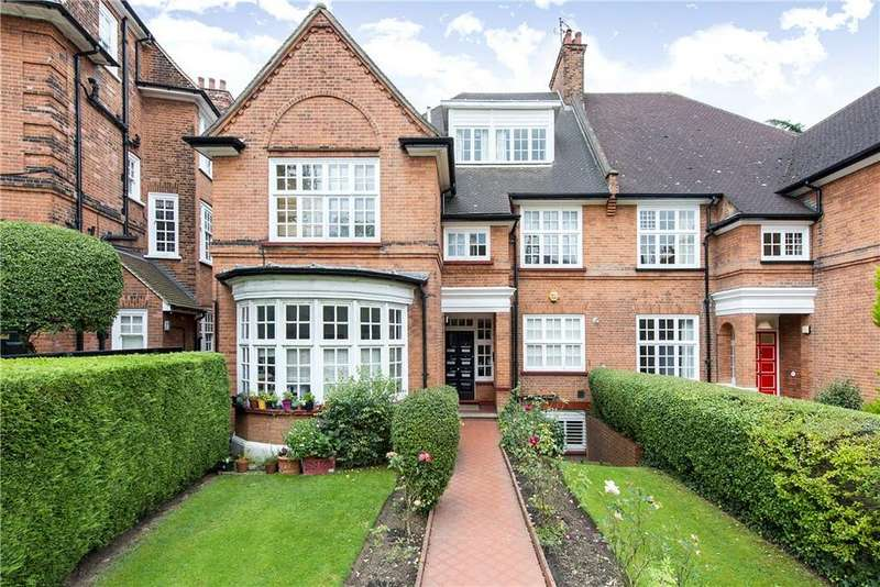 3 Bedrooms Flat for sale in Hollycroft Avenue, Hampstead, NW3