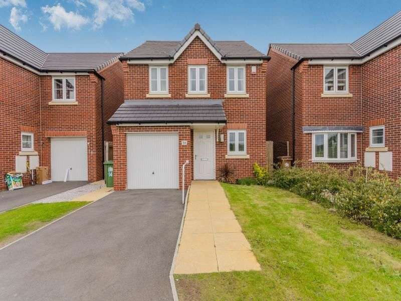 3 Bedrooms Detached House for sale in Thistleton Close, St. Helens, WA9