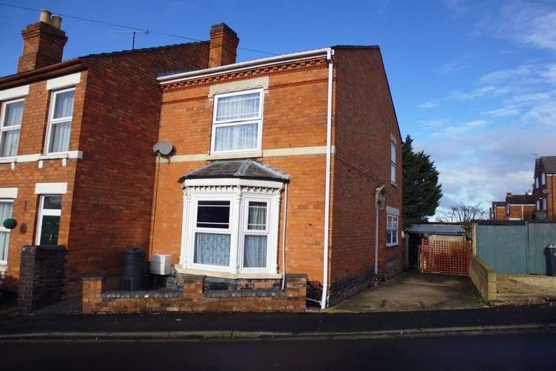 2 Bedrooms Terraced House for sale in Laslett Street, Worcester, WR3