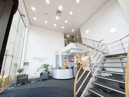 Office Commercial for rent in Central Boulevard, Blythe Valley Business Park, Birmingham