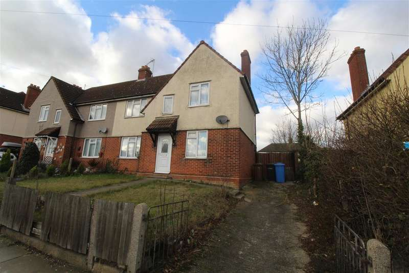 3 Bedrooms House for sale in London Road, Ipswich