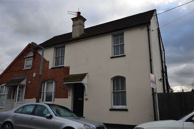 3 Bedrooms Semi Detached House for sale in Highfield Road, Bushey