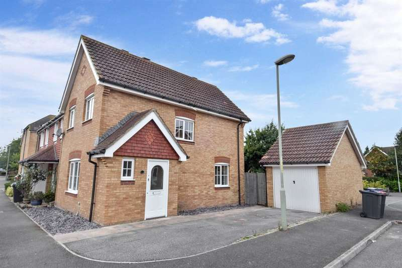 3 Bedrooms Terraced House for sale in The Avenue, Hersden, Canterbury