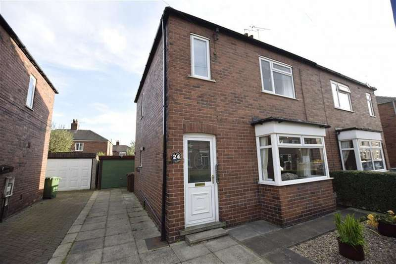 3 Bedrooms Semi Detached House for sale in Major Street, Thornes, Wakefield, WF2