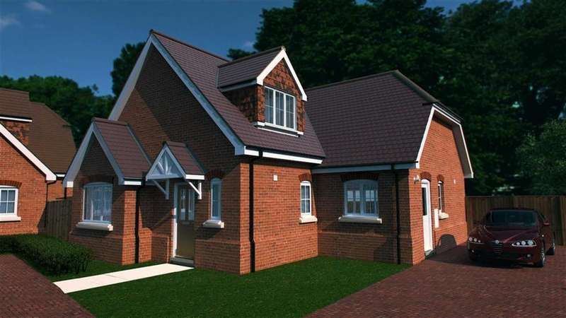 4 Bedrooms Detached House for sale in Meadow View, St Magarets-at-Cliffe, Dover, Kent, CT15