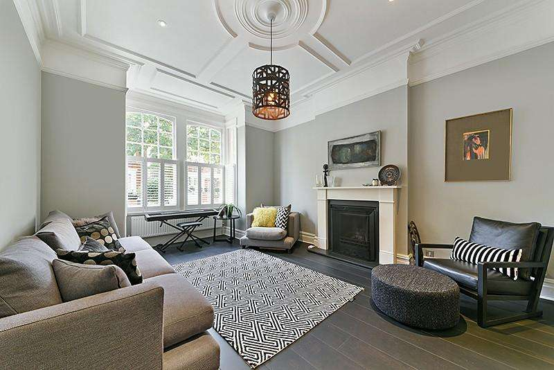 5 Bedrooms House for rent in Airedale Avenue, London, W4