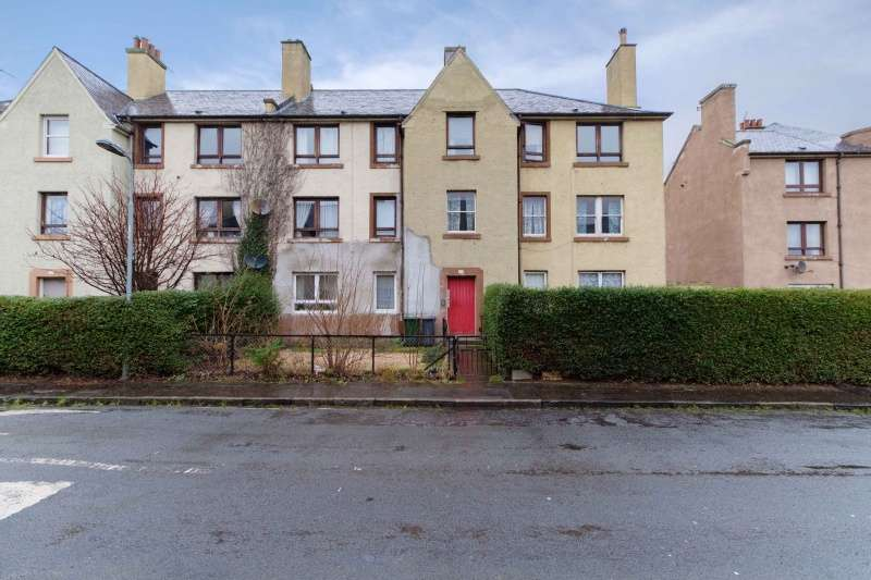2 Bedrooms Flat for sale in Royston Mains Avenue, Edinburgh, EH5 1LF