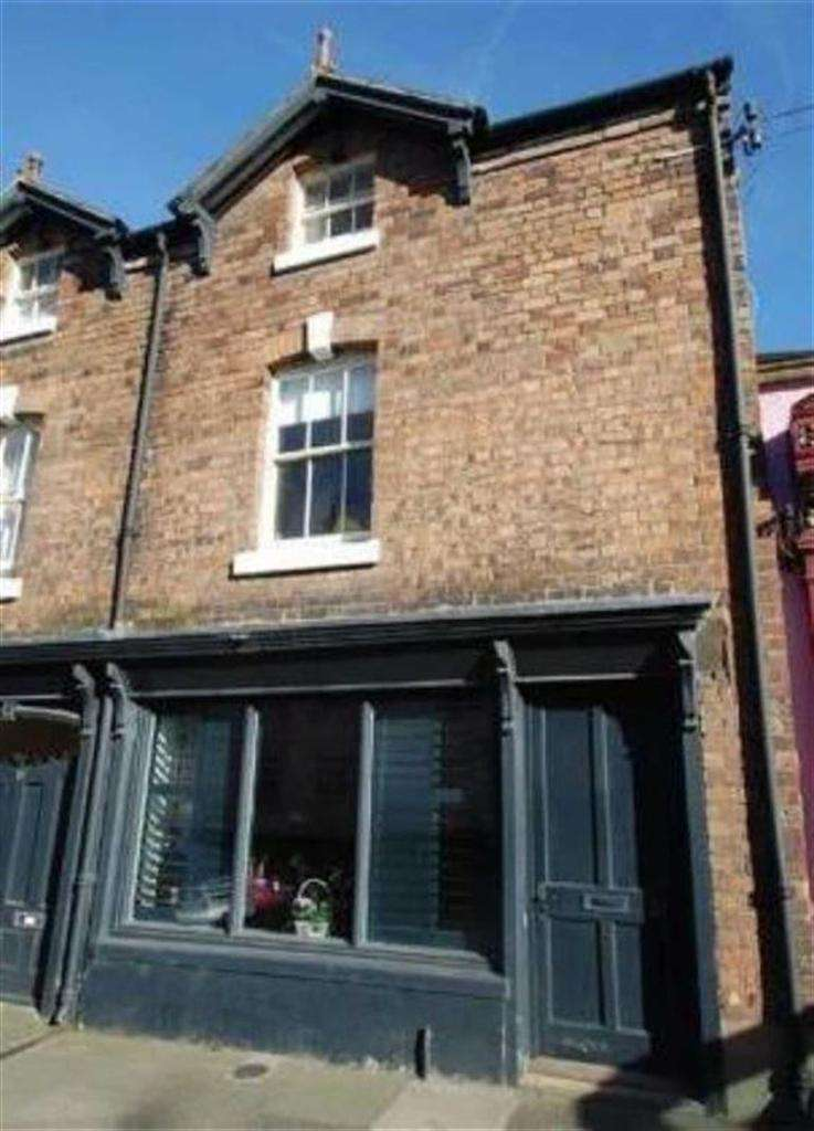 3 Bedrooms Town House for sale in Belle Vue Road, Shrewsbury