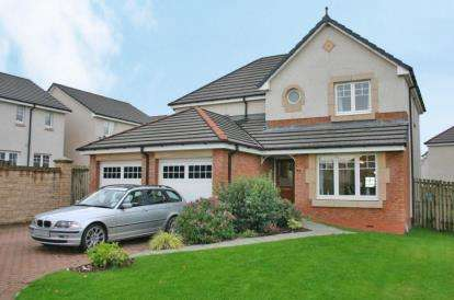 4 Bedrooms Detached House for sale in Blackthorn Grove, Menstrie