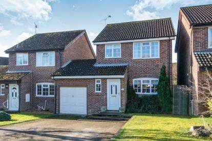 3 Bedrooms Link Detached House for sale in South Wonston, Winchester, Hampshire