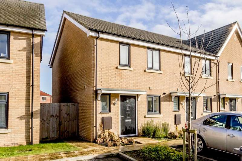 2 Bedrooms Terraced House for sale in Forest Grove, Swaffham