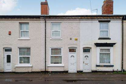 3 Bedrooms Terraced House for sale in Carl Street, Walsall, West Midlands