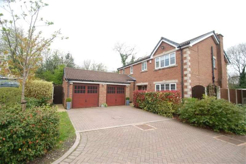 5 Bedrooms Detached House for sale in Rosewood, Hollingworth, Hyde, SK14 8HJ