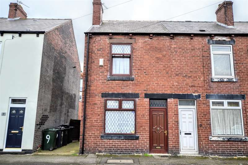 2 Bedrooms End Of Terrace House for sale in Filey Avenue, Royston, Barnsley, S71 4PZ