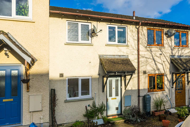 2 Bedrooms Terraced House for sale in 17 Moore Field Close, Kendal, Cumbria, LA9 5PH