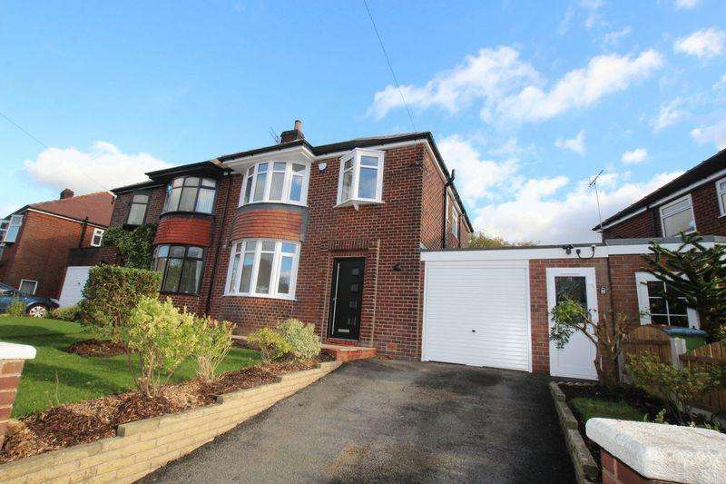 3 Bedrooms Semi Detached House for sale in Manor Road, Alkrington, Middleton M24 1LJ